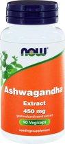 NOW ASHWAGANDHA EXTRACT 450MG
