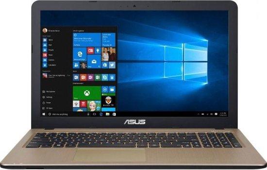 Asus X540MA-GO550/ 15.6 / N4000 / 4GB / 256GB / W10