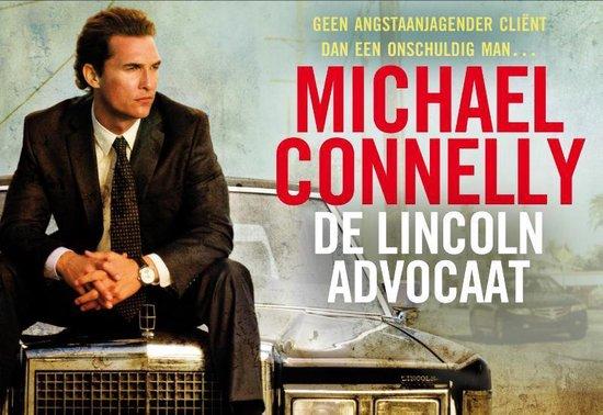 Cover van het boek 'De Lincoln advocaat - dwarsligger' van Michael Connelly