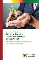 Servico Social E Desenvolvimento Sustentavel