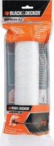 BLACK+DECKER - Verfrol 9mm: voor vlakke of licht ruwe oppervlaktes Voor Speedy Roller BDPR400 BDPRA09