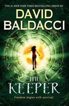 Omslag The Keeper (Vega Jane, Book 2)