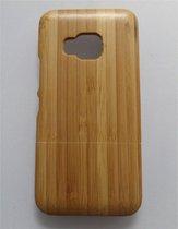 HTC One M9 bamboe houten hoesje