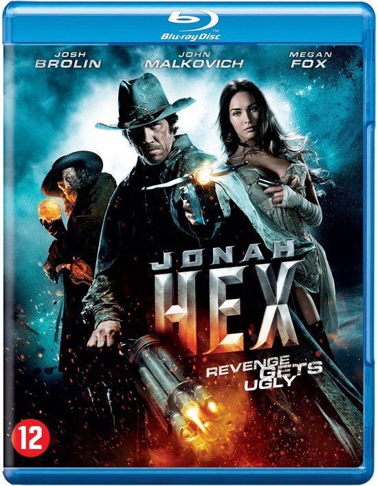 Cover van de film 'Jonah Hex'