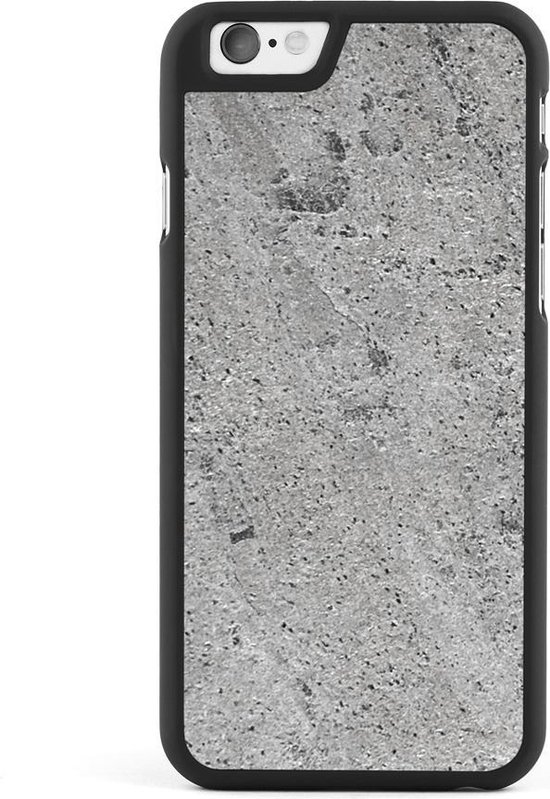 iPhone 6 Silver stone - Slim cover