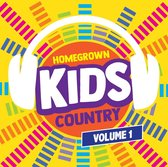 Homegrown Kids Country: Vol.1