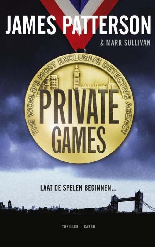Private Games - James Patterson |