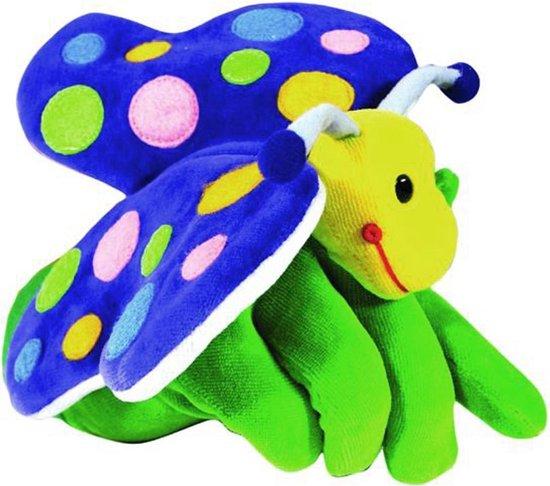 Beleduc Vlinder Speelhandschoen - Handpop