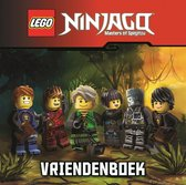 LEGO NINJAGO Vriendenboekje