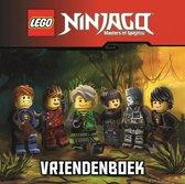 Lego Vriendenboek Lego Ninjago