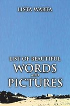 List of Beautiful Words and Pictures