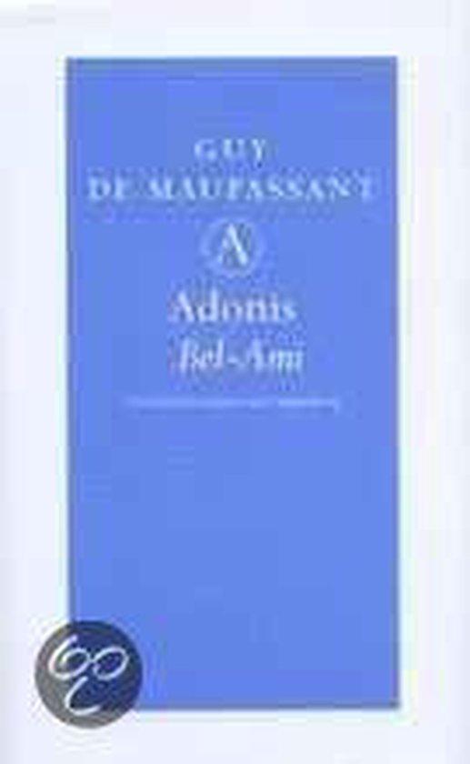 Adonis - Guy de Maupassant |