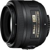 Nikon AF-S DX Nikkor 35mm - f/1.8G - Zwart