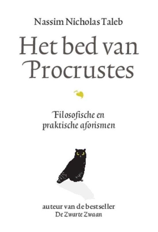 Incerto - Het bed van Procrustes - Nassim Nicholas Taleb |