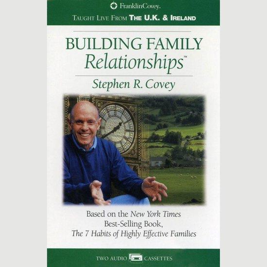 Afbeelding van Building Family Relationships