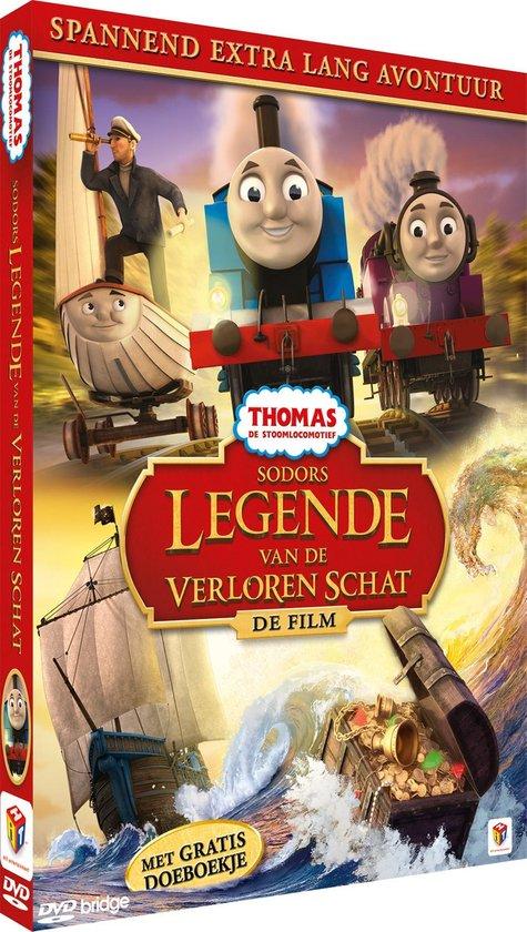 Thomas de Stoomlocomotief - Special: Legende van de Verloren Schat - Children