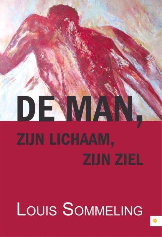 Cover van het boek 'De man zijn lichaam zijn ziel' van Louis Sommeling