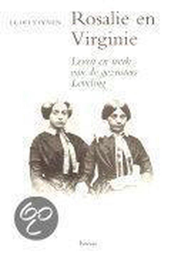 Cover van het boek 'Rosalie en Virginie'