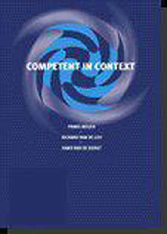 Boek cover Competent In Context van Frans Meijer (Paperback)