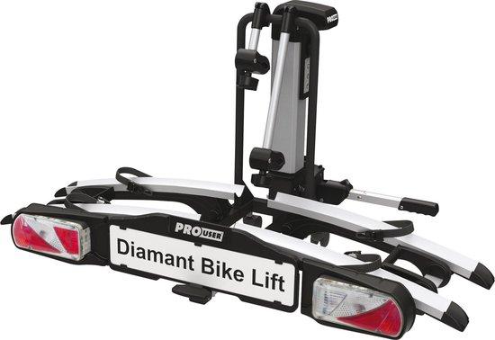 Pro-User Fietsendrager - Diamant Bike Lift - 2 Fietsen