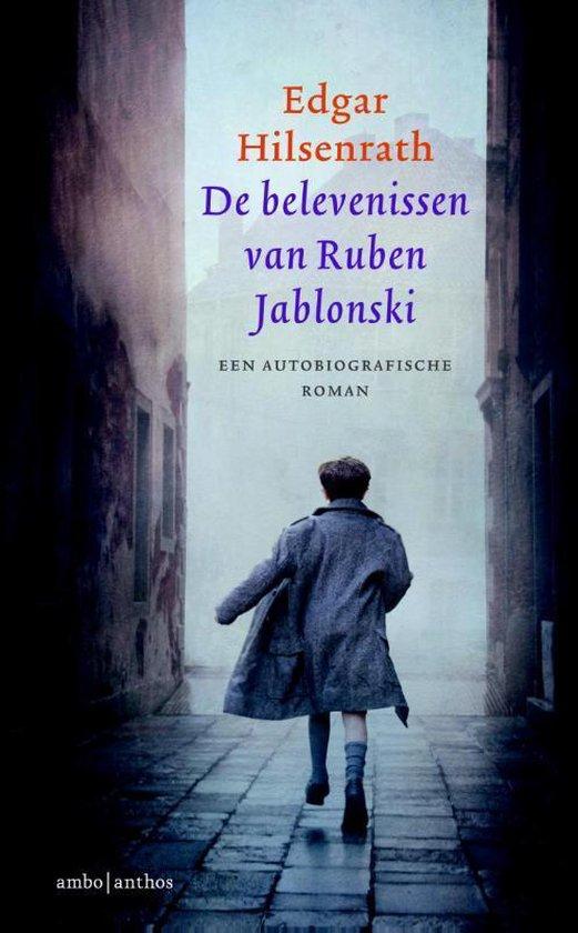De belevenissen van Ruben Jablonski - Edgar Hilsenrath   Fthsonline.com