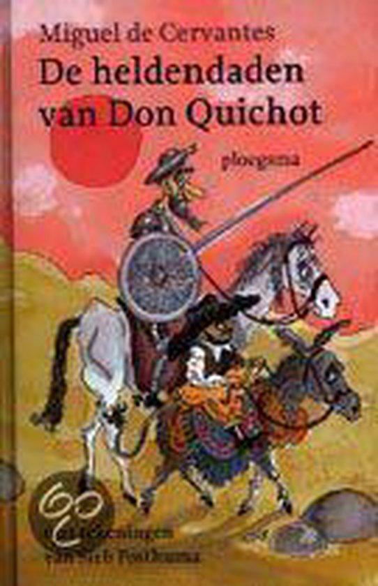 De Heldendaden Van Don Quichot - Miguel de Cervantes y Saavedra   Fthsonline.com