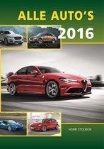 Alle auto's 2016