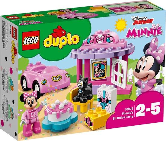 Afbeelding van LEGO DUPLO Minnies Verjaardagsfeest - 10873 speelgoed