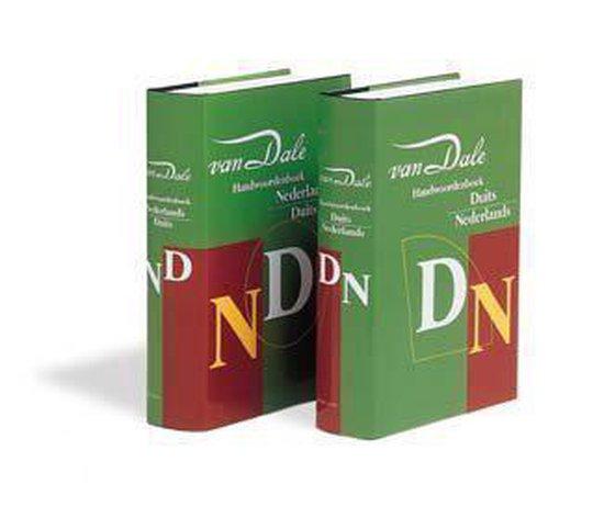 Van Dale handwoordenboek Duits set - Van Dale |