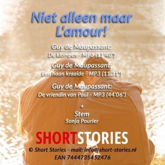 Niet alleen maar L'amour - Guy de Maupassant pdf epub