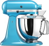 KitchenAid Artisan 5KSM175PSECL - Keukenmachine - Turkoois