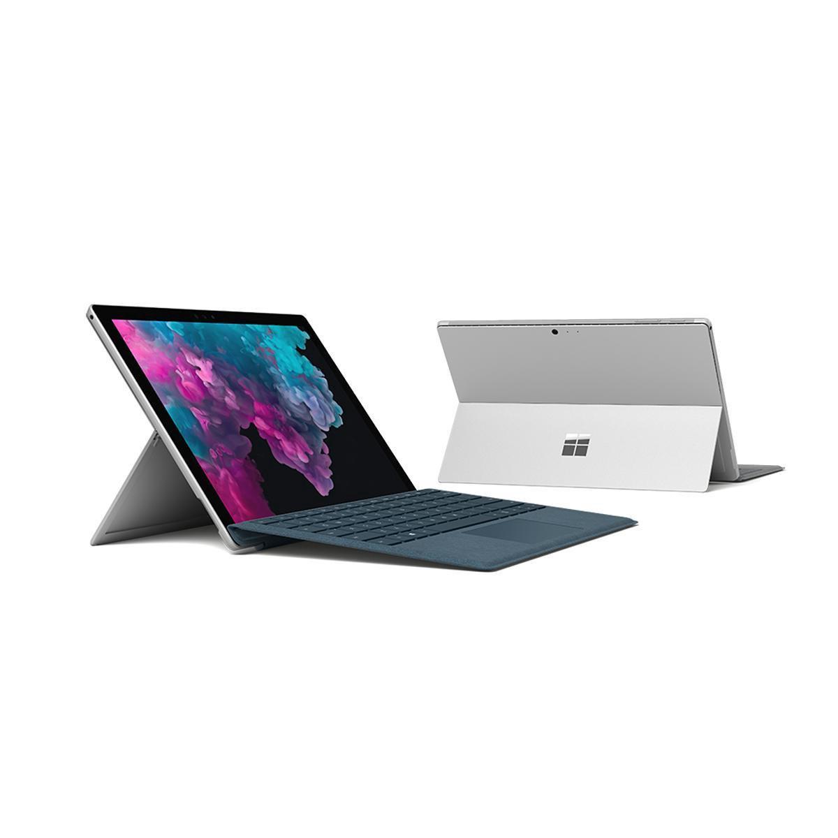 Microsoft Surface Pro 6 (2019) – 12.3 inch – Core i5 – 128GB – Grijs