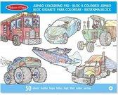 Jongens kleurboek met 50 paginas