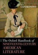 The Oxford Handbook of Nineteenth-Century American Literature