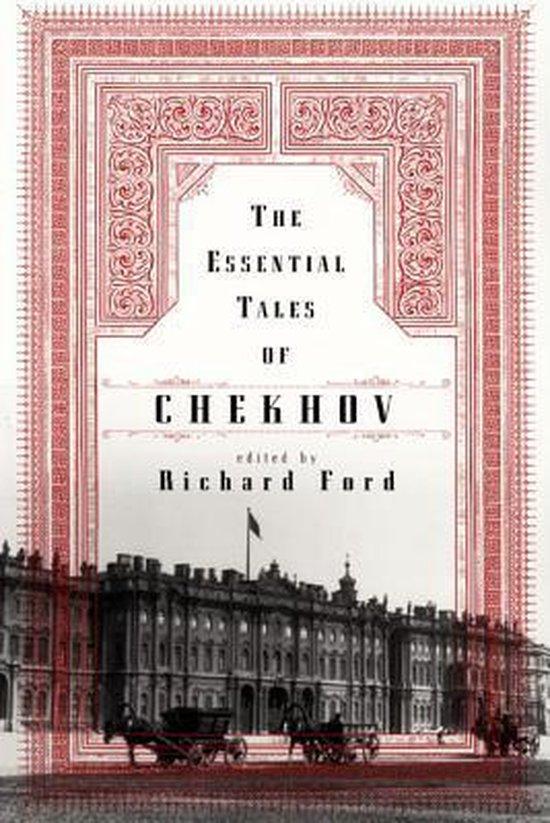 Boek cover The Essential Tales of Chekhov van Anton Chekhov (Paperback)
