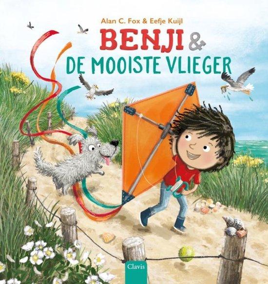 Benji en de mooiste vlieger - Alan C. Fox | Readingchampions.org.uk