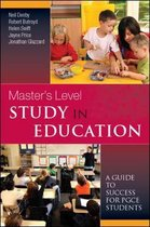 Master's Level Study in Education