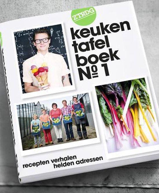 ZTRDG keukentafelboek N°1 - ztrdg | Fthsonline.com