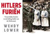 Boek cover Hitlers furiën  - dwarsligger (compact formaat) van Wendy Lower (Onbekend)