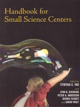 Omslag Handbook for Small Science Centers