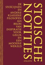 Boek cover Stoische notities van R.W. Wiersma