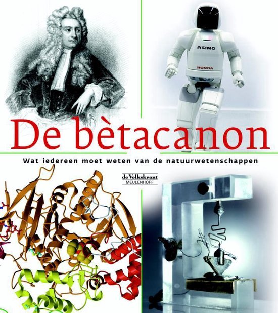 Boek cover De bètacanon van Div (Paperback)
