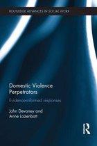 Omslag Domestic Violence Perpetrators