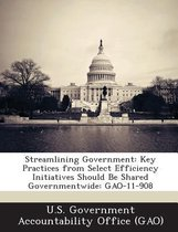 Streamlining Government