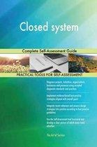 Closed System