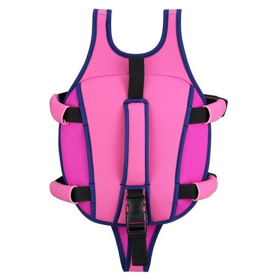 Michael Phelps Swim Vest - Zwemvest - Junior - 2-3 jaar (15-18kg) - Roze/Paars