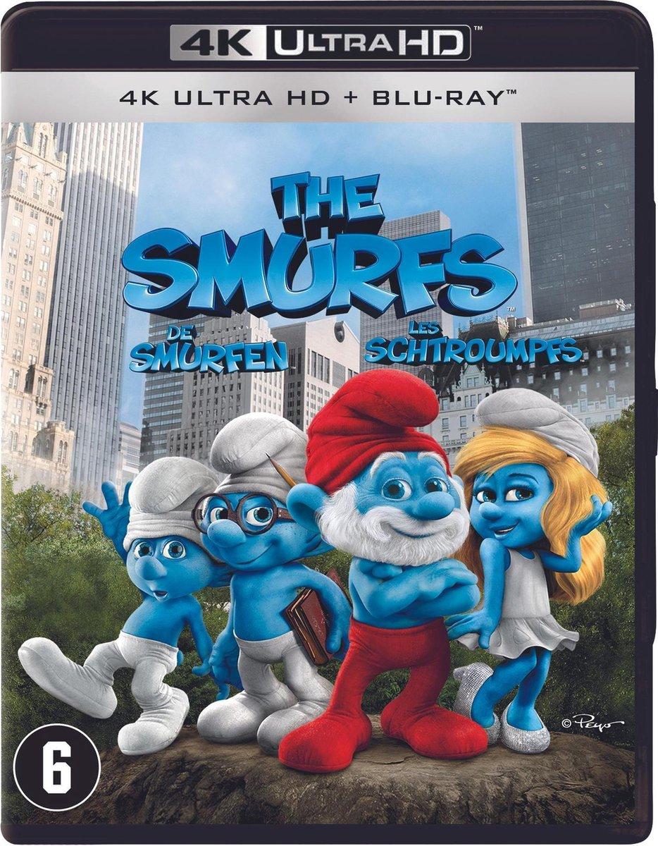 De Smurfen (4K Ultra HD Blu-ray)-