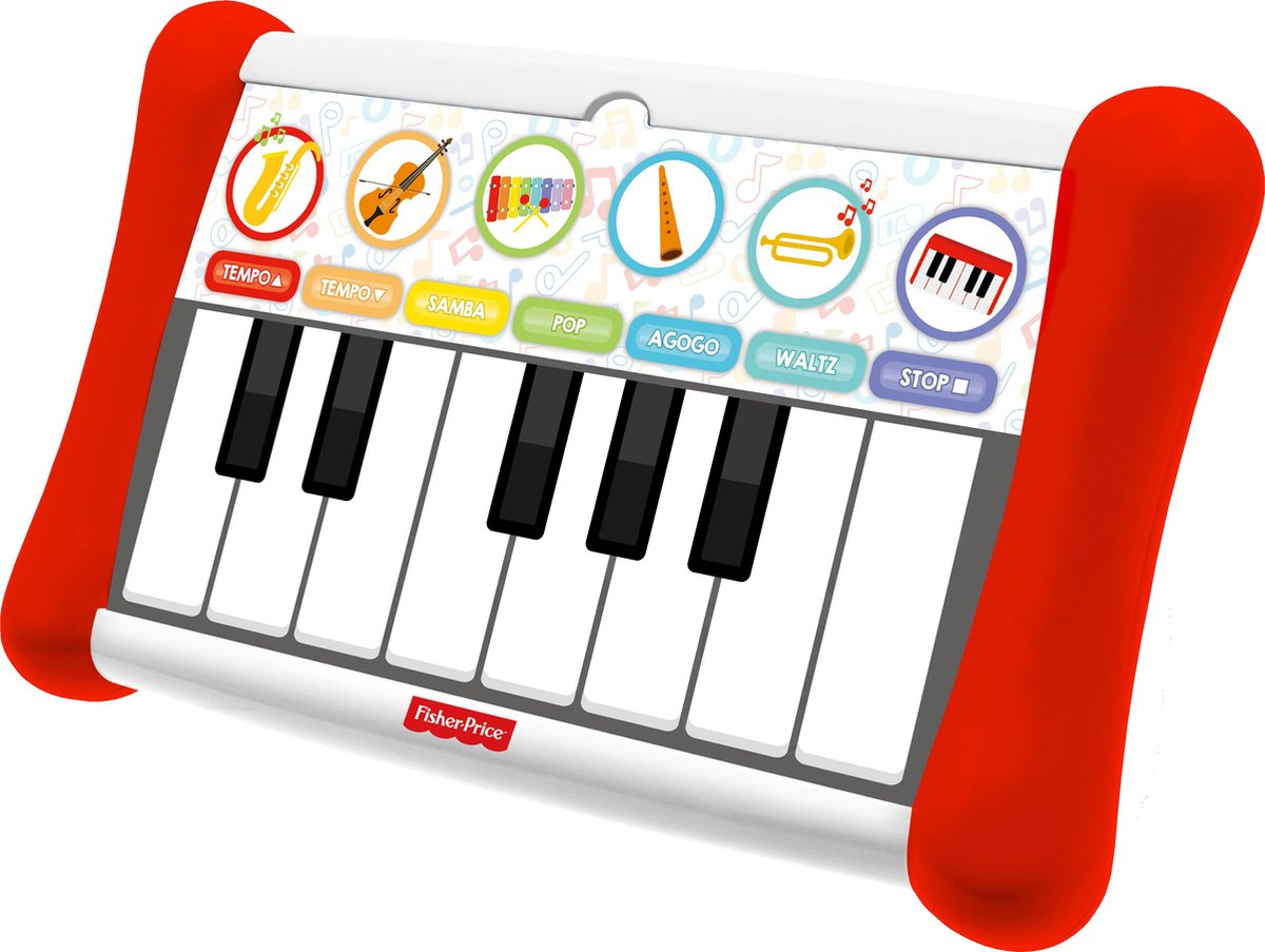 Fisher-Price Musical Touch Piano