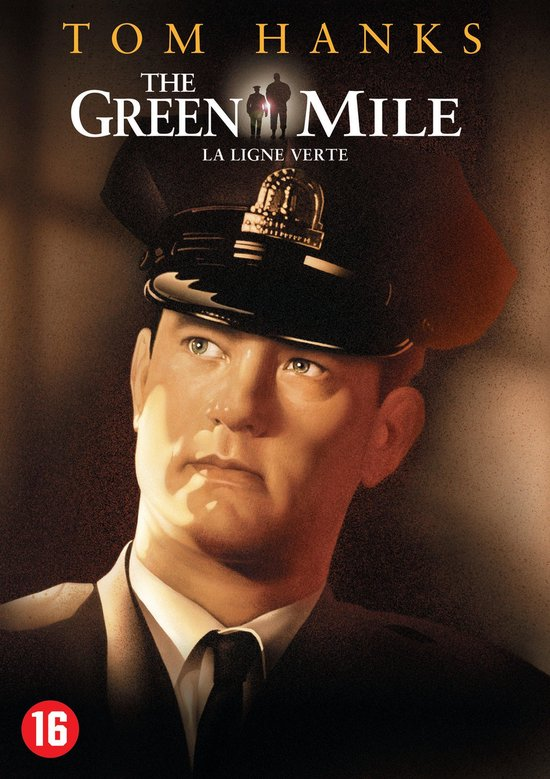 Cover van de film 'Green Mile'
