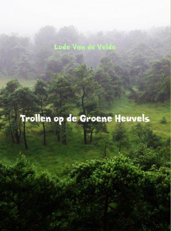 Trollen op de groene heuvels